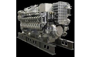 Для стационарных газовых и судовых двигателей